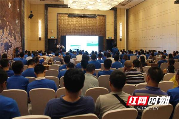 """走进""""无人时代"""" 首届中国长沙无人系统高峰论坛举行"""