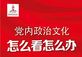 许烨:马克思主义是党内政治文化的指导