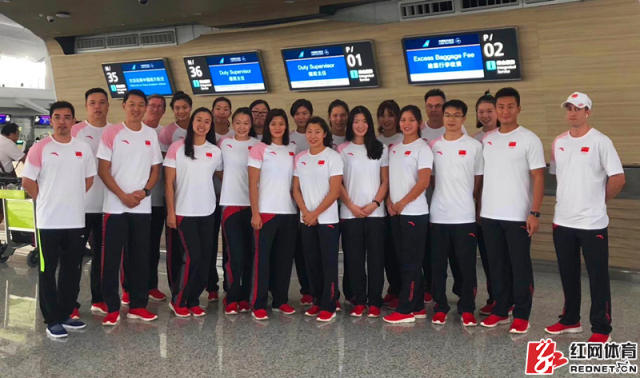 大胜泰国!中国女子水球基本锁定冠军 湖南亚运首金在即