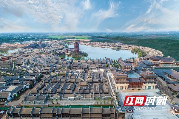 长沙铜官窑古镇正式开放