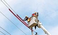 高空带电作业保供电