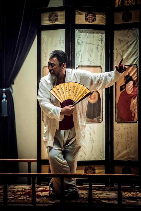 """陆树铭助力《站住!小偷》 霸气""""关公""""变萌叔_娱乐频道_亚博"""