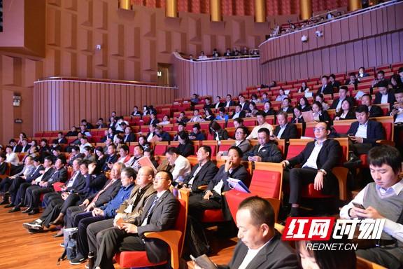 """2018年""""互联网+金融养老""""产业创新大会在长沙举行"""