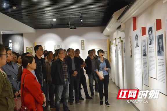 衡阳市第二人民医院组织党员干部赴养正园参观学习