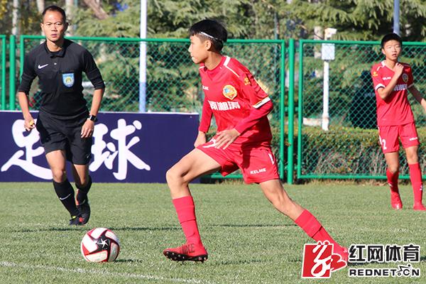 湘涛U14全运队斩获全国第六!俱乐部明年将组建七级梯队