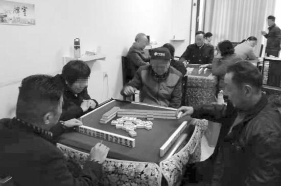 麻将馆扰民 居民打电话报警后惹纠纷