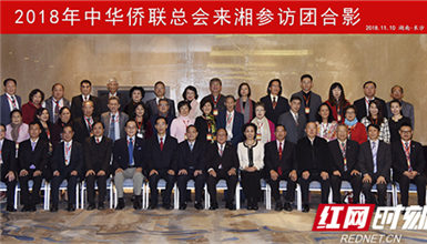 Taiwan ACFROC delegation visited Hunan