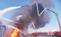 150米内遥控,一个操作手可完成灭火作业