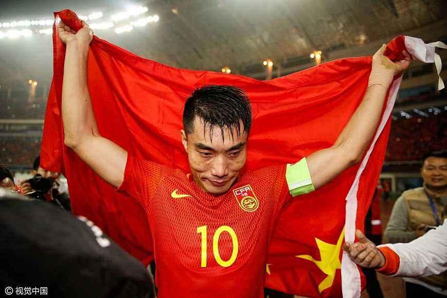郑智谈最后一届亚洲杯:希望和球队有好结果