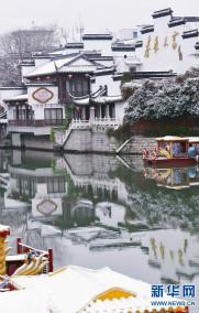 雪后的中国古典之美