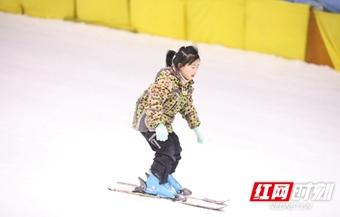 """来浏阳这个滑雪场遇见""""冰雪奇缘"""""""