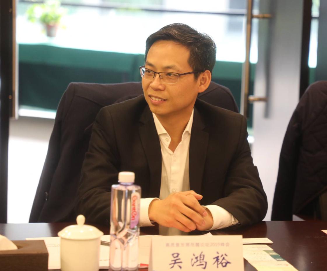"""吴鸿裕:质量管理创新助力""""中国制造2025"""""""