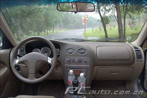 枪骑兵的新装 PCauto试驾东南三菱蓝瑟