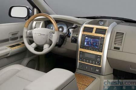 另一方面,该款车的诞生标志着克莱斯勒在短短两年内研发新高清图片