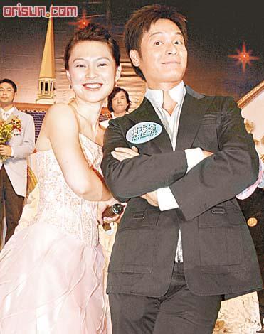 郭晋安力证老婆未怀孕