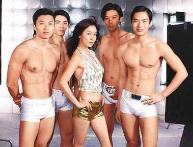 组图:法国惊现刘嘉玲全裸做爱版《2046》图片