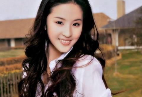 十大中国花样清纯女星排行榜