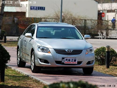 混合动力版凯美瑞将在广州丰田国产高清图片