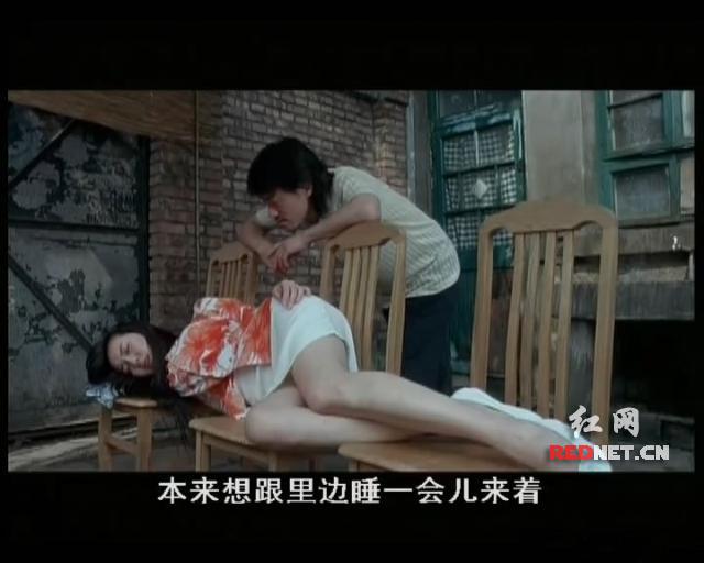 雪村第一次拍电影没忘了吃美女豆腐