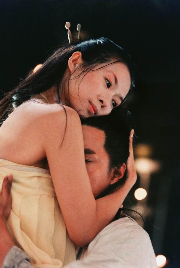 冯小刚古装巨制《夜宴》情色之红--章子怡图片