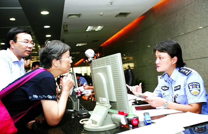 长沙:新车上牌最快40分钟办理护照少等半个月
