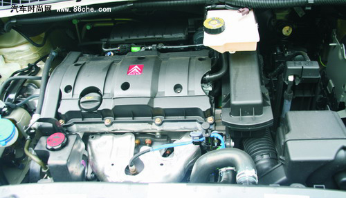 毕加索1.6l直列四缸发动机高清图片