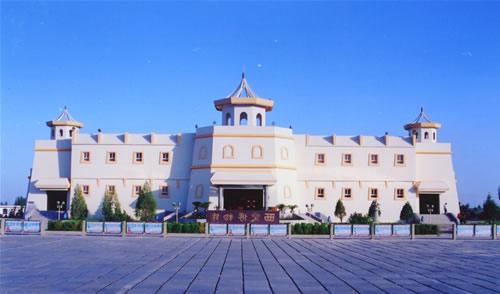 网络媒体宁夏行 西夏王陵 尘封不住的西夏历史