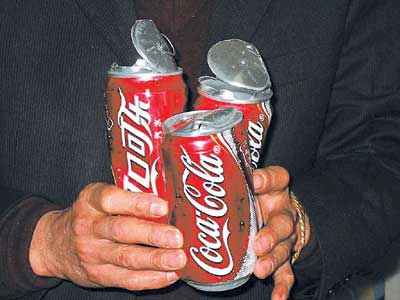 1979年。可口可乐伴随着新中国成立后中美建交重新进入中国市场。