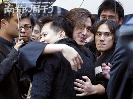 黑帮大佬葬礼与他的江湖_图片频道_红网