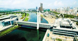 深港合作提速迈向共同繁荣