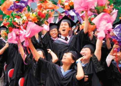 30年来大学年入学人数从27万到600万(图)