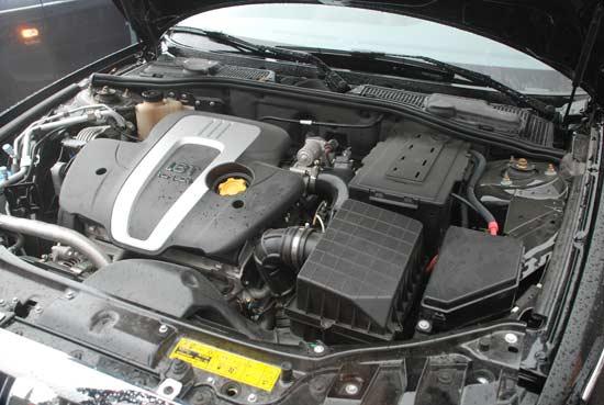 圣达菲推1.8t排量新车 弃用现代车标高清图片