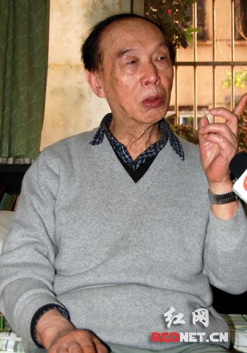 湖南民歌之父白诚仁先生21日做客红网嘉宾访谈