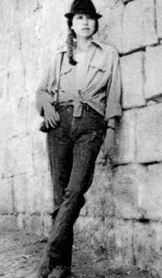 1991年女作家三毛在台北逝世