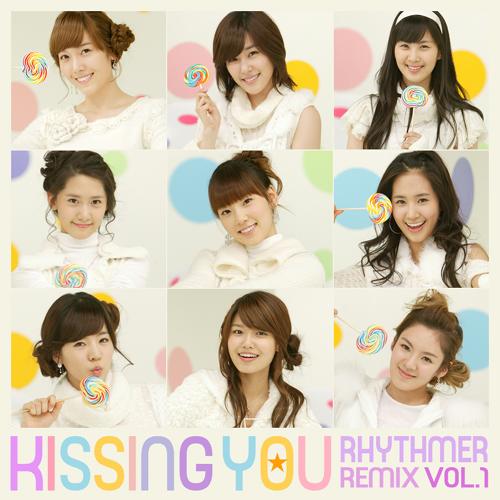 少女时代kissing you稳占泰国排行榜首位图