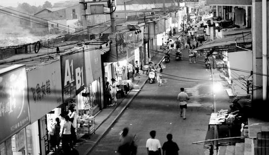 长沙河西堕落街年底消失 向青春记忆告别 - hnfxy04 - 湖南师范大学法学院04级