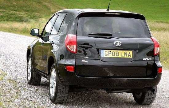丰田推出rav4特别版车型 售价约31.4万元