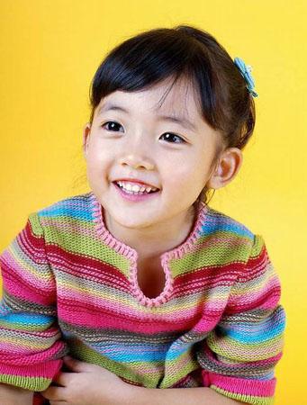 韩国超可爱小童星 谁将是下一个明日之星(图)