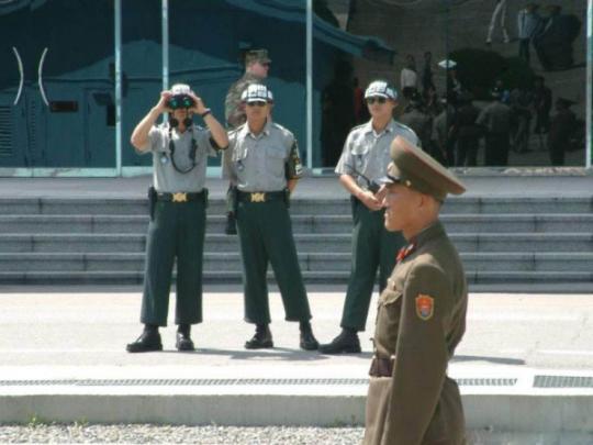 邂逅美女特工 2008我的北朝鲜之旅
