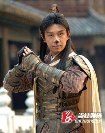 陈浩民演的最多的就是神话剧