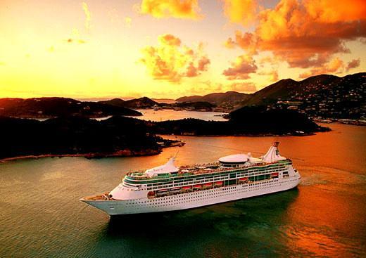 周游世界 一个随船摄影师的海上180天
