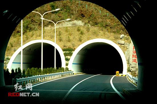 杭瑞高速湖南常吉段即將通車