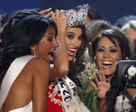 Miss Venezuela wins 2009 Miss Universe contest