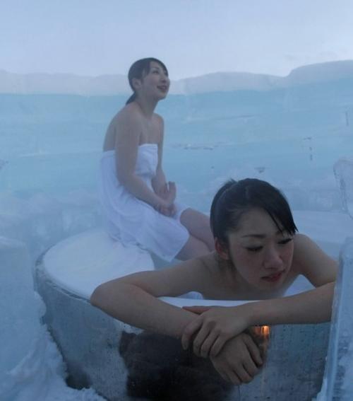 日本北海道冰旅馆