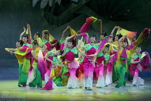 春节联欢晚会舞蹈(全国地方春晚舞蹈)