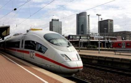 德ice速列车
