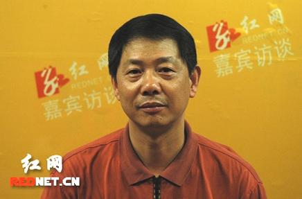 张志辉博士做客红网 谈当今社会的诚实守信