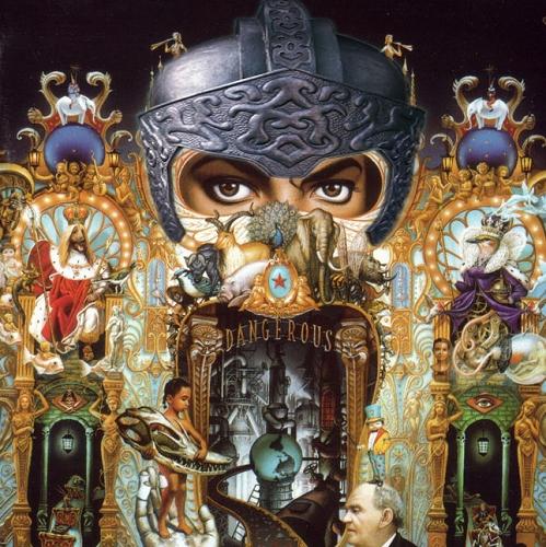 《花木兰》海报遭恶搞 迈克杰克逊戴头盔