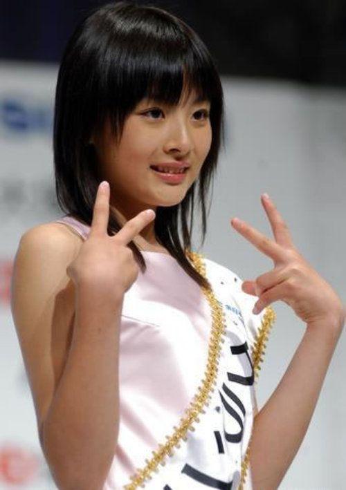 日本幼幼视频网_第12届全日本国民美少女出炉 13岁中学生夺冠