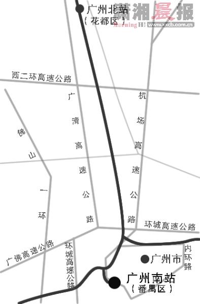 珠海到贵阳高铁路线图